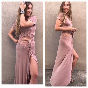 Dresses & Skirts - LAST 1️⃣ Island Dreams Maxi Set
